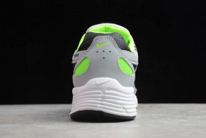 Nike P-6000 Wolf Grey Electric Green In Men's Sizing CD6404-005-1