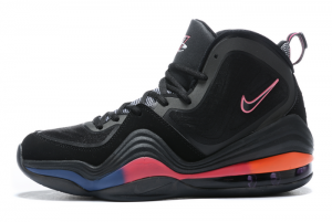Nike Air Penny 5 Suns Gradient Outsole Shoes On Sale