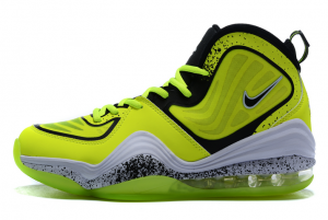 Nike Air Penny 5 Volt/Black-White Shoes To Buy