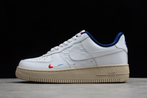 Kith x Nike Air Force 1 France Men and Womens Size CZ7927-100