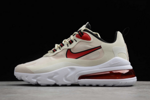 Nike Air Max 270 React Light Orewood Brown For Running CT1280-102