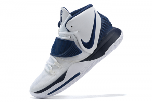 2021 Nike Kyrie 6 White Obsidian For Sale Online