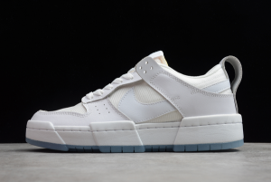 Discount Nike Dunk Low Disrupt Photon Dust Summit White CK6654-001