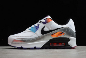 """Latest Nike Air Max 90 """"Have A Good Game"""" White/Multi-Color DC0832-101"""