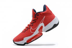 Mens Nike Zoom Rize 2 University Red/Navy-White Outlet Online