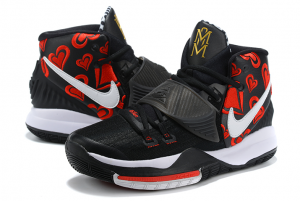 Sneaker Room x Nike Kyrie 6 Mom Black Basketball Shoes For Online Sale-4