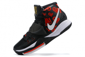 Sneaker Room x Nike Kyrie 6 Mom Black Basketball Shoes For Online Sale