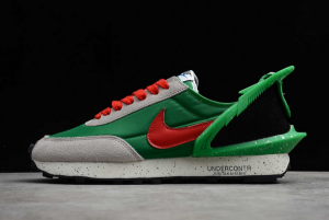 Undercover x Nike Daybreak Lucky Green Red Shoes CJ3295-3001