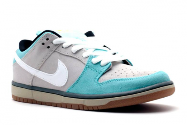 2014 New Nike Dunk Low Pro SB Gulf Of Mexico Shoe 304292-410-1