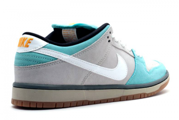 2014 New Nike Dunk Low Pro SB Gulf Of Mexico Shoe 304292-410-2