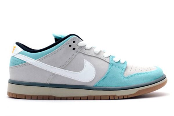 2014 New Nike Dunk Low Pro SB Gulf Of Mexico Shoe 304292-410
