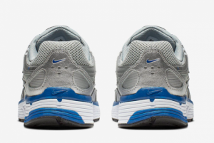 2019 Nike P-6000 Metallic Silver/Laser Blue Running Shoes For Sale BV1021-001-2