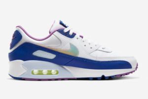 2020 New Nike Air Max 90 Easter Shoes CT3623-100-1