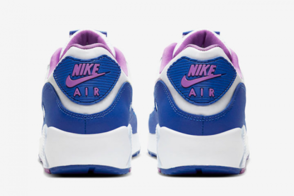 2020 New Nike Air Max 90 Easter Shoes CT3623-100-2