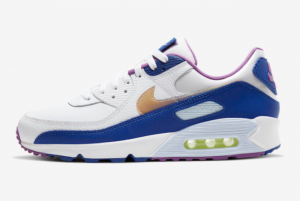 2020 New Nike Air Max 90 Easter Shoes CT3623-100