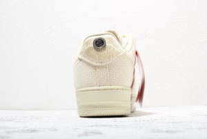 2020 Stussy x Nike Air Force 1 Low Beige For Sale Online CZ9087-200-2