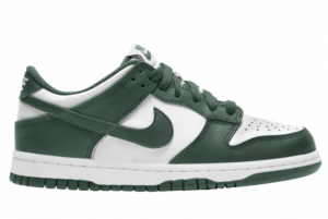 2021 New Release Nike Dunk Low White/Green CW1590-102-1