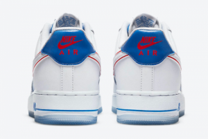 Cheap Nike Air Force 1 Low Pacific Blue DC1404-100-2