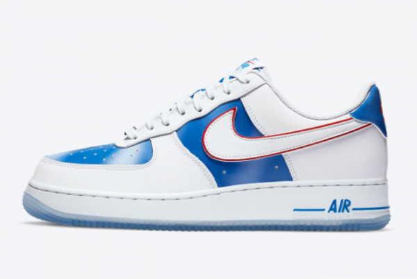 Cheap Nike Air Force 1 Low Pacific Blue DC1404-100
