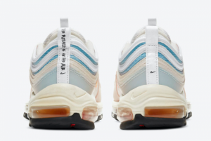 Ladies Nike Air Max 97 WMNS The Future is in the Air Sport Shoe DD8500-161-2