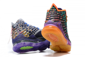 Latest Nike LeBron 17 What The Multi-Color On Sale CV8080-900-3