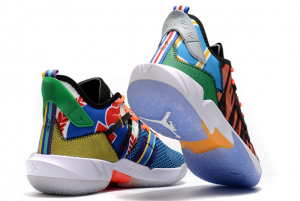 New Jordan Why Not Zer0.4 Multi-Color Basketball Shoes On Sale-1