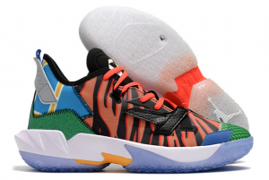 New Jordan Why Not Zer0.4 Multi-Color Basketball Shoes On Sale-4