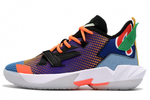 New Jordan Why Not Zer0.4 Multi-Color Basketball Shoes On Sale
