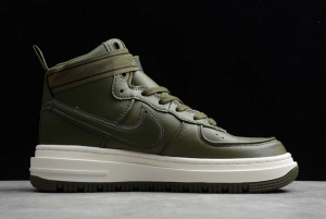 New Nike Air Force 1 Gore-Tex Boot Medium Olive Shoes Online Sale CT2815-201-1