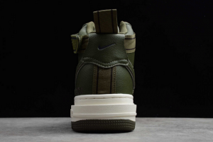 New Nike Air Force 1 Gore-Tex Boot Medium Olive Shoes Online Sale CT2815-201-2