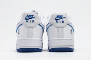 Nike Air Force 1 Low 07 White Blue Hot Selling CJ1366-003-5