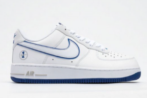 Nike Air Force 1 Low 07 White Blue Hot Selling CJ1366-003