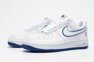 Nike Air Force 1 Low 07 White Blue Hot Selling CJ1366-003-2
