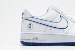 Nike Air Force 1 Low 07 White Blue Hot Selling CJ1366-003-3