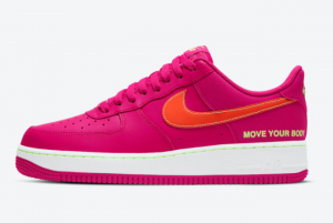 Nike Air Force 1 Low World Tour Move Your Body On Sale DD9540-600