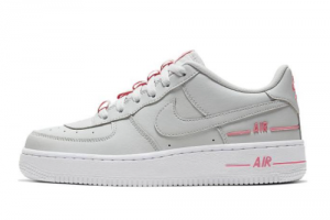 Nike Air Force 1 LV8 3 GS Photon Dust Casual Shoes For Girls CJ4092-002