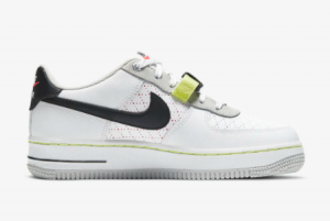 New Arrival Nike Air Force 1 LV8 Swoosh Compass Shoe DC2532-100-1