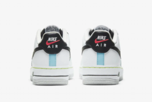 New Arrival Nike Air Force 1 LV8 Swoosh Compass Shoe DC2532-100-2