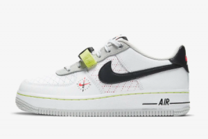New Arrival Nike Air Force 1 LV8 Swoosh Compass Shoe DC2532-100
