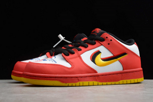 Latest Nike SB Dunk Low Vietnam 25th Anniversary Outlet Online Sale 309242-307-4