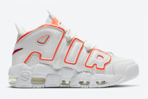2021 New Nike Air More Uptempo Sunset DH4968-100-1