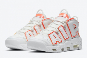 2021 New Nike Air More Uptempo Sunset DH4968-100-3