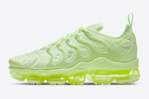 New Nike Air VaporMax Plus Barely Volt For Sale DJ3023-700