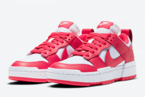 Nike Wmns Dunk Low Disrupt Siren Red On Sale CK6654-601-1