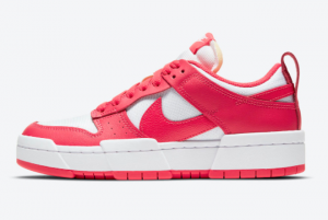 Nike Wmns Dunk Low Disrupt Siren Red On Sale CK6654-601